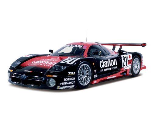 Nissan R390 GT1 1