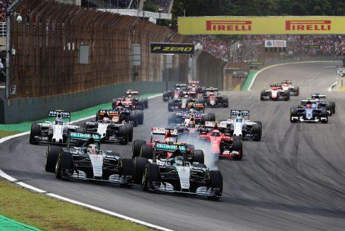 Formula One World Championship 2015, Round 18, Brazilian Grand Prix