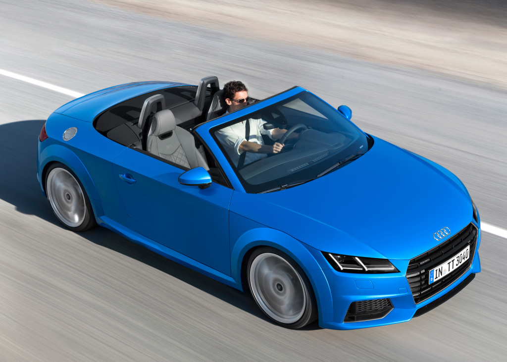 Test: Audi TT 2.0 TFSI Quattro Roadster - DRIVR