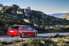 2016 Opel Astra Sports Tourer