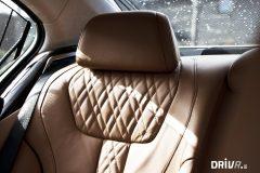 BMW 750i Interior 11