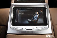 BMW 750i Interior 4