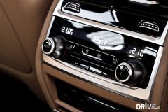 BMW 750i Interior 6