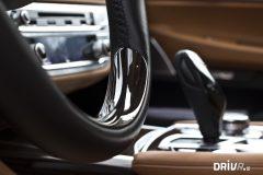 BMW 750i Interior 7