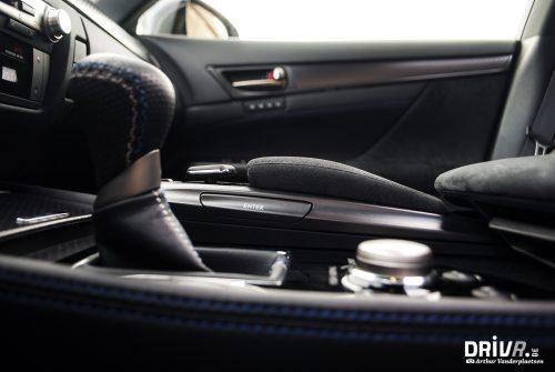 Lexus GS-F detail 11