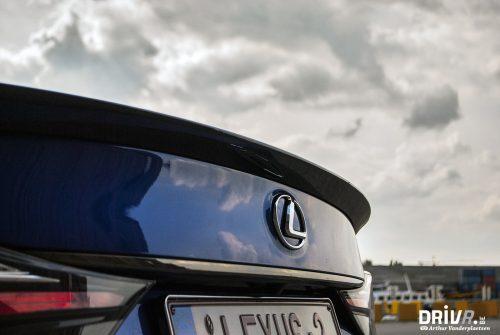 Lexus GS-F detail 12