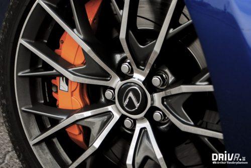 Lexus GS-F detail 13