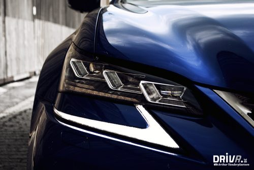 Lexus GS-F detail 15