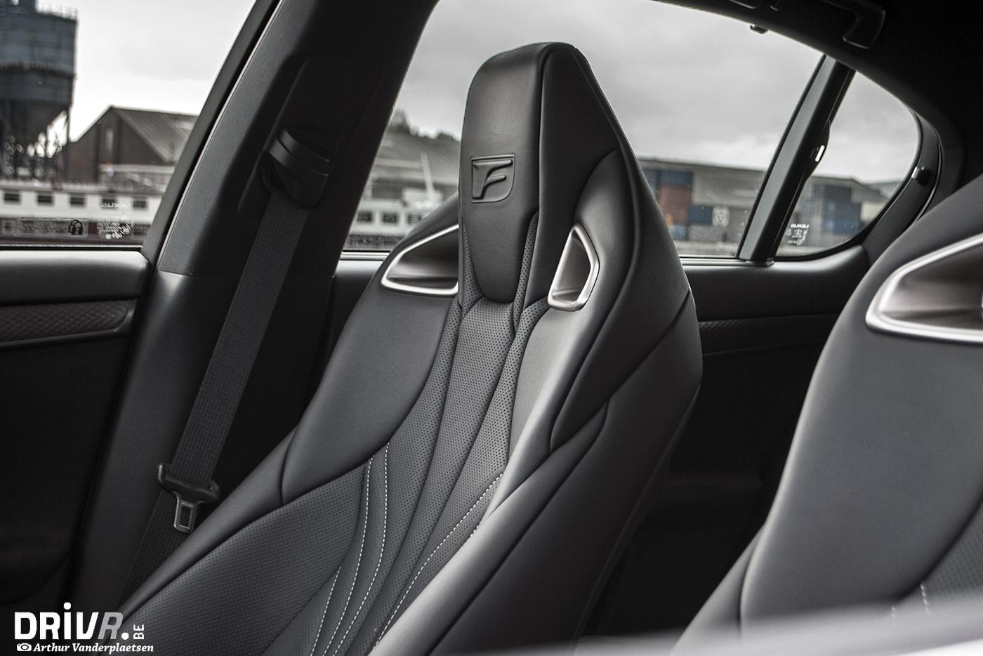 Lexus GS-F detail 4