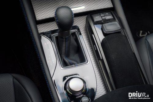 Lexus GS-F detail 5