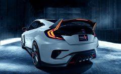 2017-Honda-Civic-Type-R-rear-view