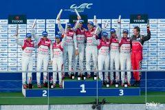 Spa 2013 - Volledig Audi Podium