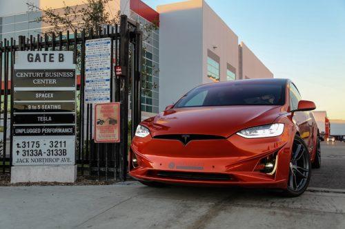 SEMA_Tesla1