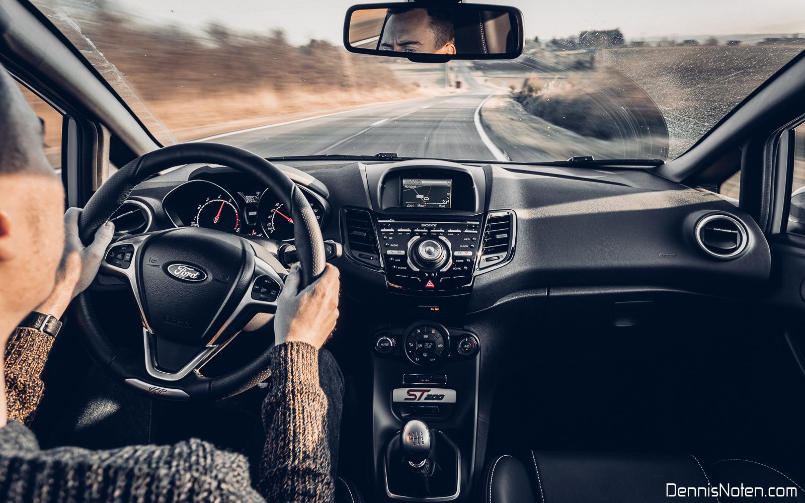 Ford Fiesta ST200 by Dennisnoten.com Photography