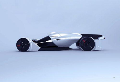 Tesla T1 Concept 1