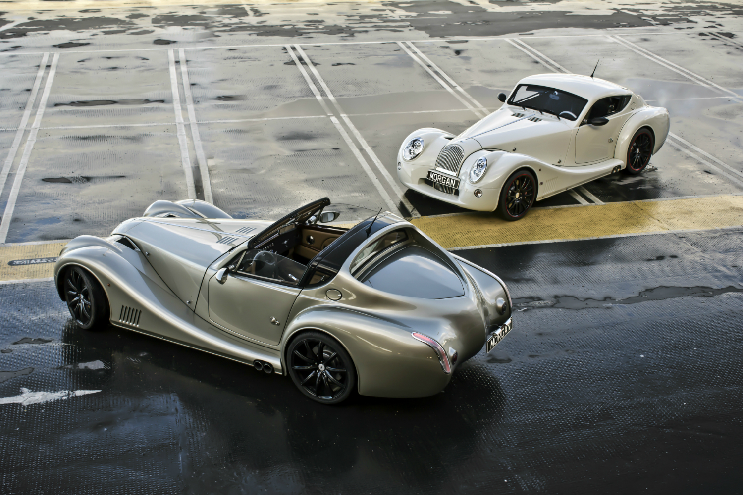 Morgan Aero SuperSport and Morgan Aero Coupe