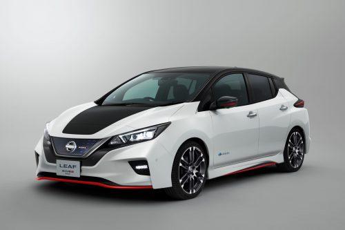 Nissan Leaf Nismo Concept_