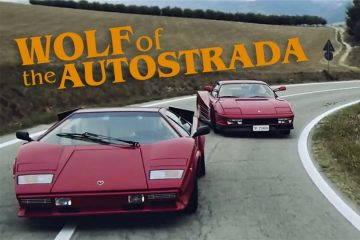 wolf of the autostrada