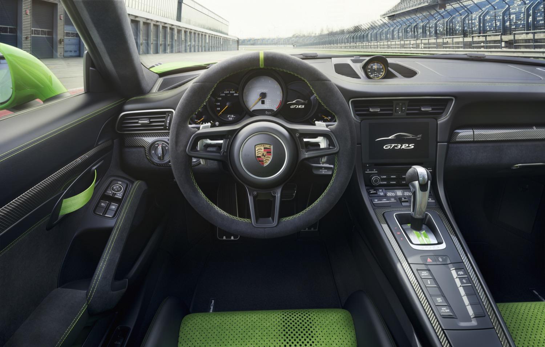 Porsche GT3 RS 991.2