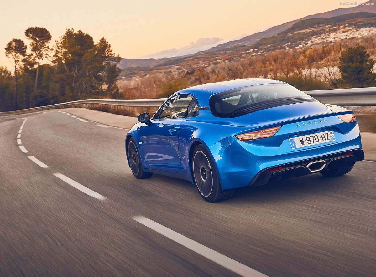 Alpine A110 Pure Legende