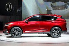 Acura Debuts RDX Prototype SUV - 2018 NAIAS - Detroit