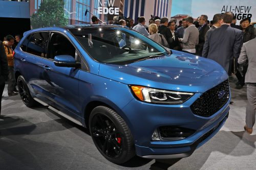 Ford Press Preview 2018 NAIAS Detroit