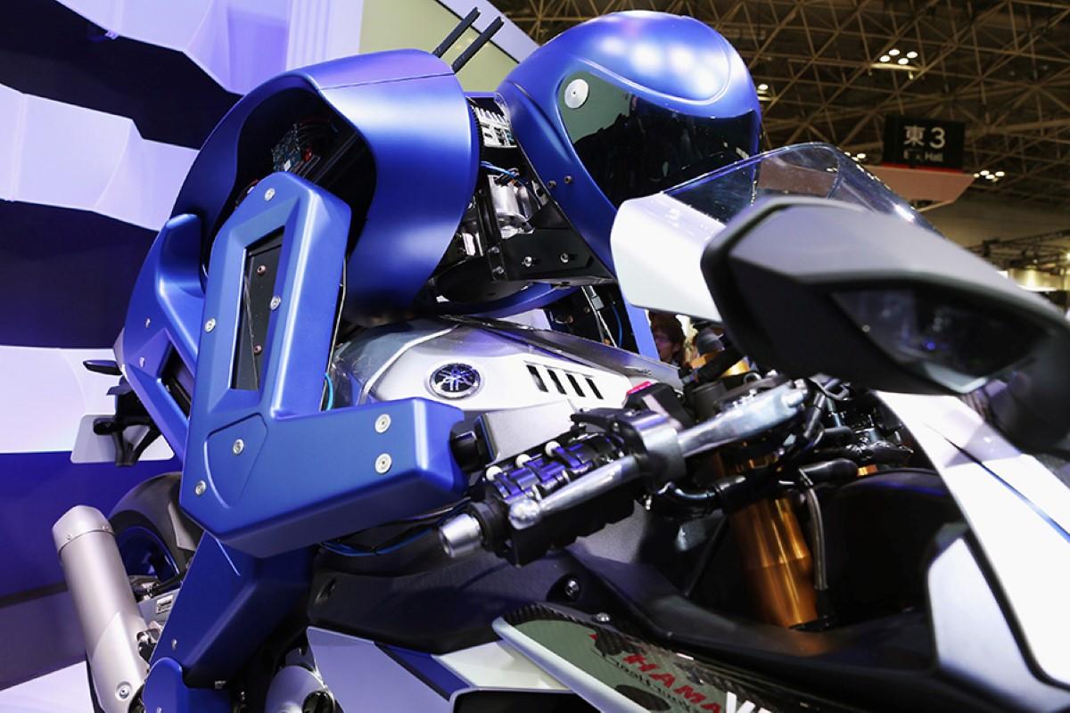 YAMAHA At Tokyo Motor Show 2015