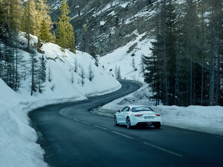 Alpine A110 Pure Legende