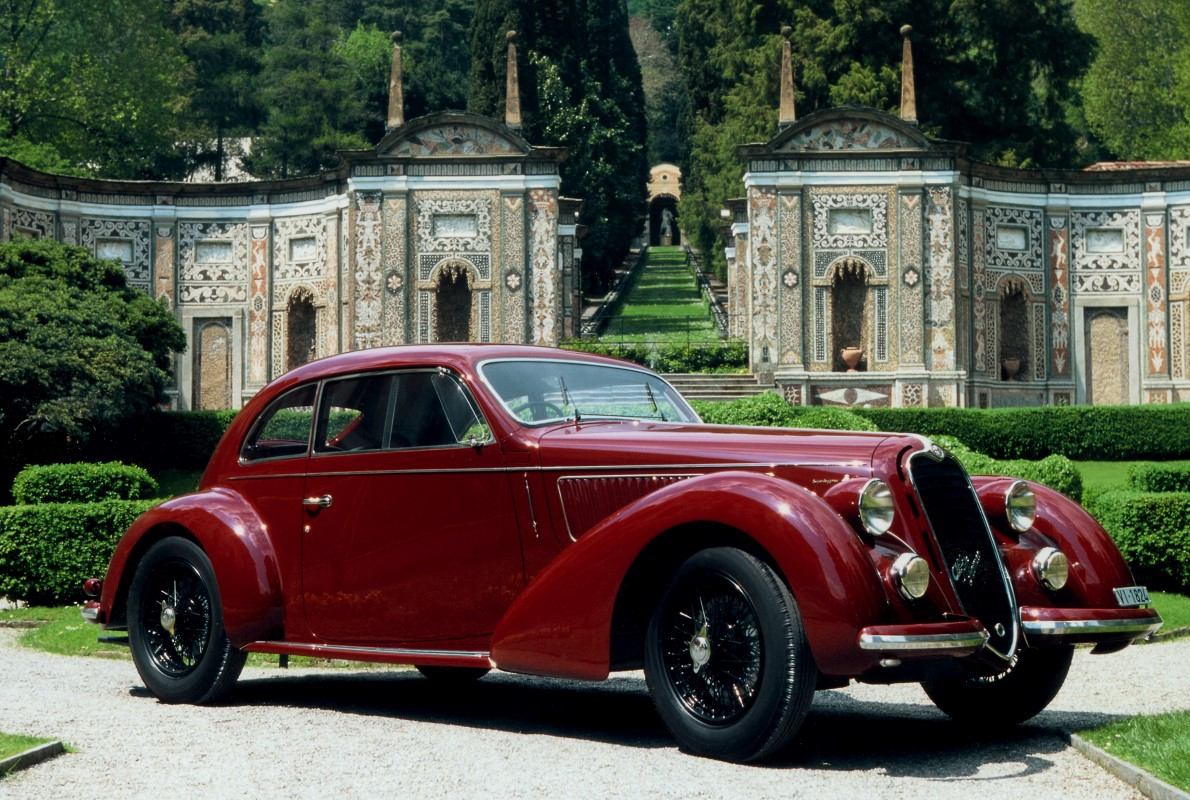 Alfa Romeo 6C 2300 Mille Miglia 1938-1939