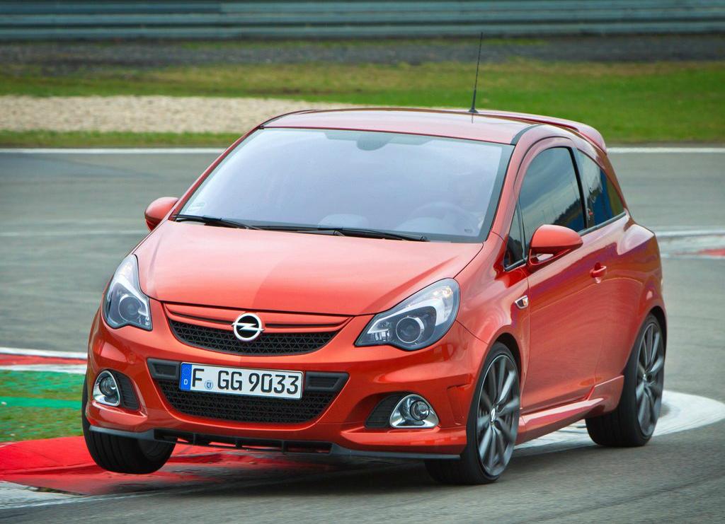 Opel Corsa NBR edition
