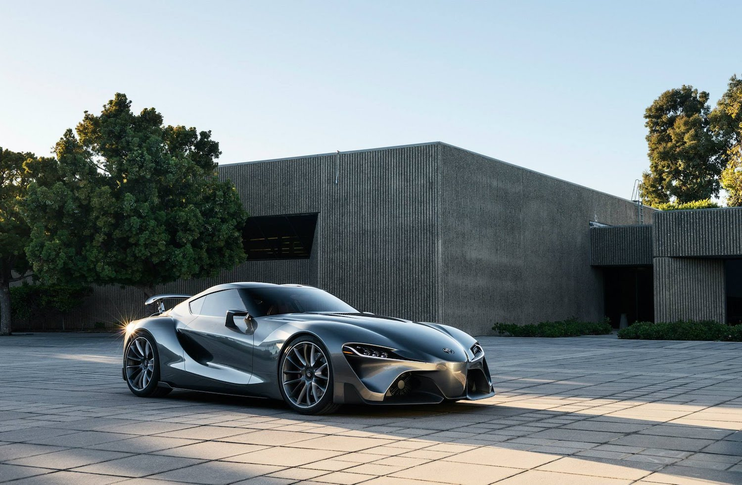 toyota ft1 concept
