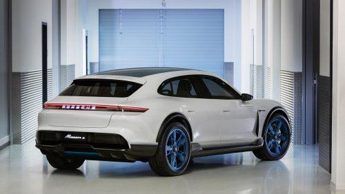 Porsche E Mission Cross Turism