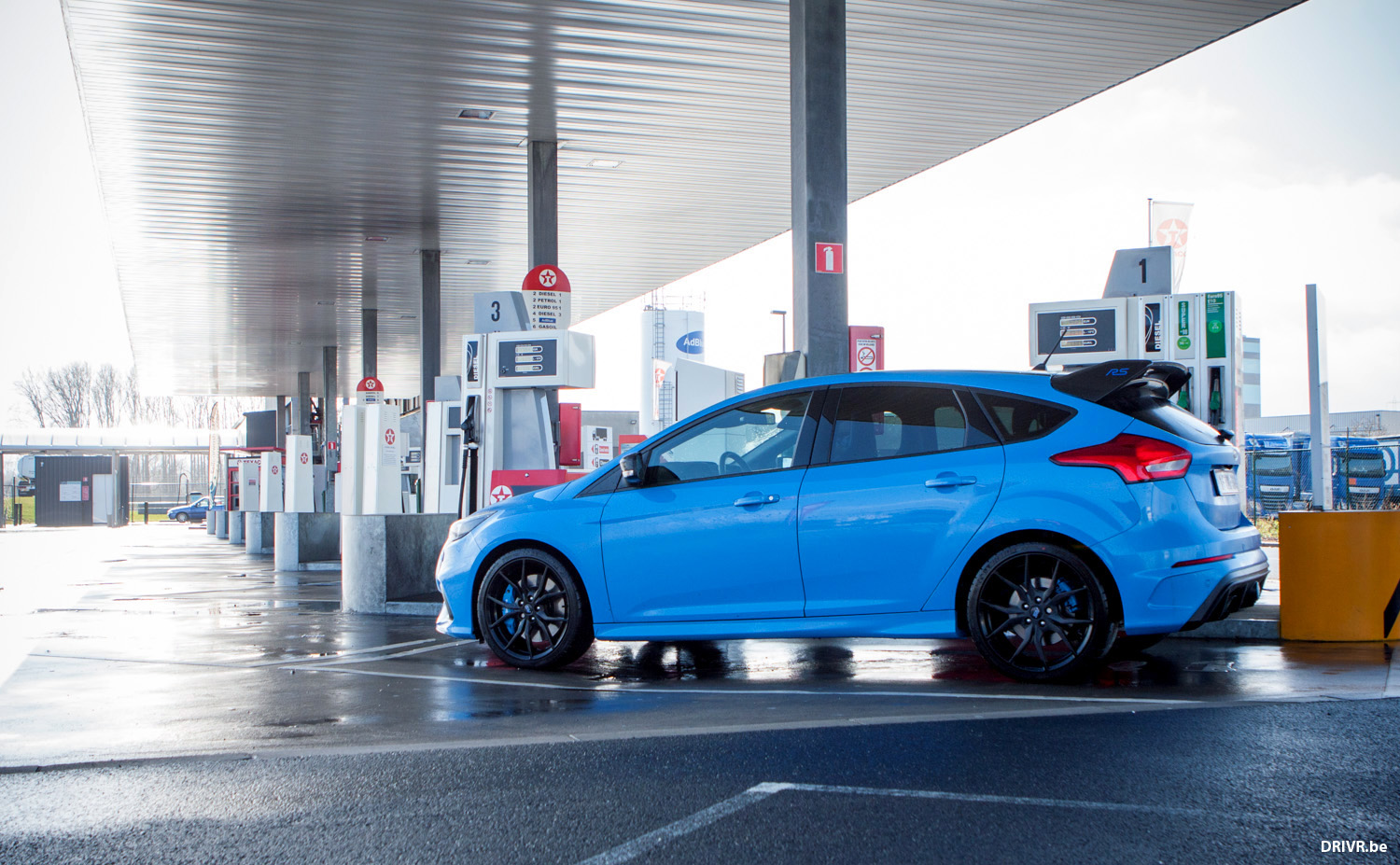 Focus RS Performance Pack