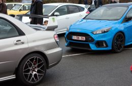 Ford Focus RS LSD