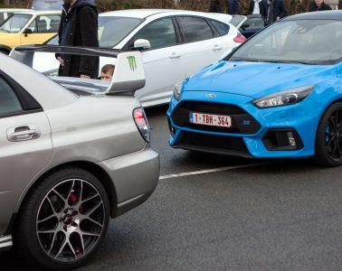 Ford Focus RS LSD