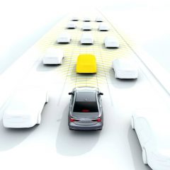 Acura Adaptive Cruise Control
