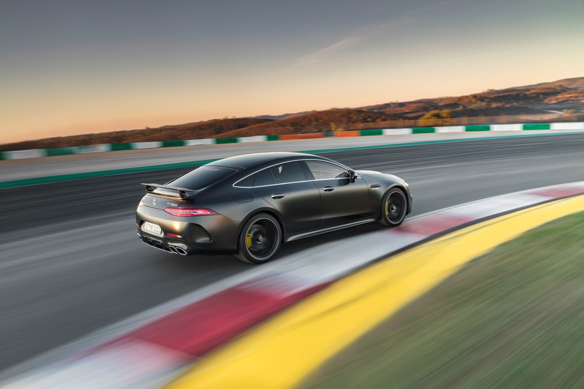 Mercedes-AMG GT 63 S 4MATIC+ 4-Door