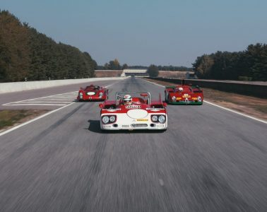 Alfa Romeo T33