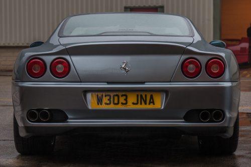 Ferrari 550 Maranello WSR