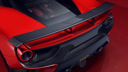 Pogea Racing 488