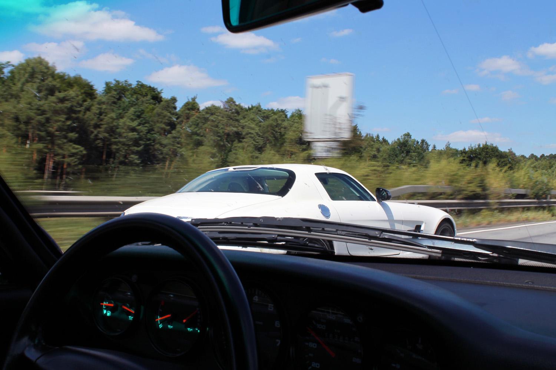 Porsche Roadtrip