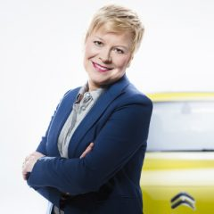 Linda Jackson CEO Citroën