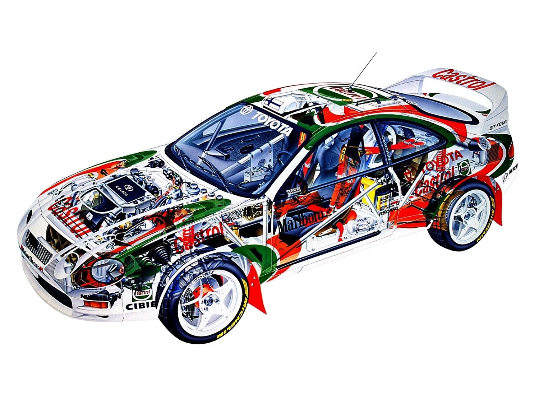 Toyota Celica GT-Four