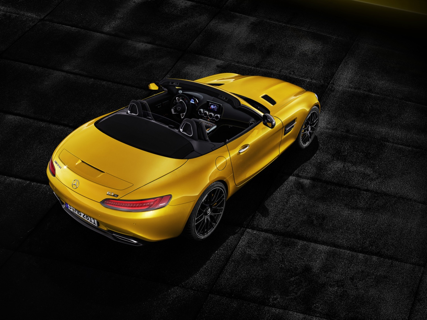 AMG GT S Roadster