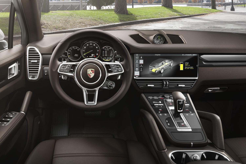 2018 Porsche Cayenne E Hybrid