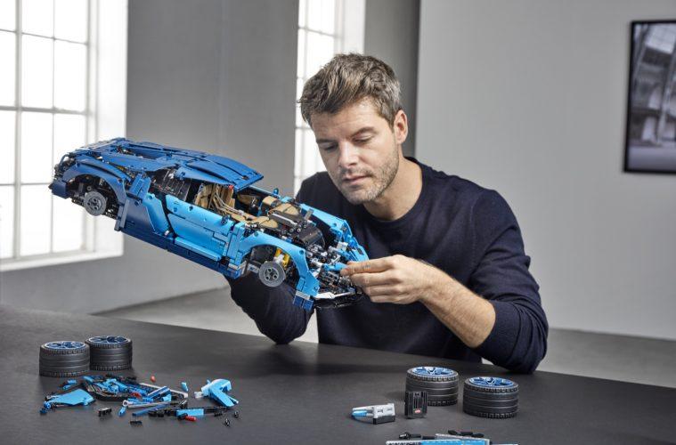 Bugatti Chiron Technic Lego