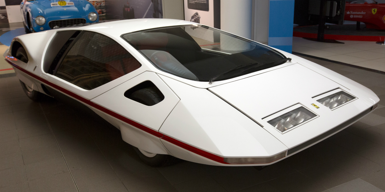 Ferrari Modulo front