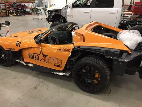 Dodge Viper Targa