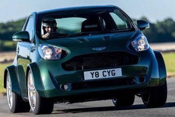 Aston Martin Cygnet V8