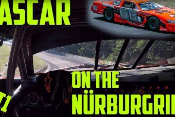 nascar nurburgring